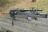 Absolutely unique prototype Knight's Armament SR-25, 7.62 mm NATO, semi-automatic, precision designated marksman rifle - 2 of 16