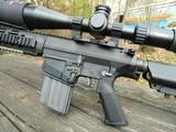 Absolutely unique prototype Knight's Armament SR-25, 7.62 mm NATO, semi-automatic, precision designated marksman rifle - 4 of 16