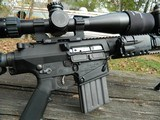 Absolutely unique prototype Knight's Armament SR-25, 7.62 mm NATO, semi-automatic, precision designated marksman rifle - 3 of 16