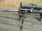 Absolutely unique prototype Knight's Armament SR-25, 7.62 mm NATO, semi-automatic, precision designated marksman rifle - 14 of 16