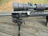Absolutely unique prototype Knight's Armament SR-25, 7.62 mm NATO, semi-automatic, precision designated marksman rifle - 13 of 16