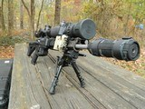 Noveske N4, 6.8mm RPC, Class III -NFA - Supressed - 9 of 16