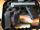 Glock 48 9mm with Ameriglo Night Sights