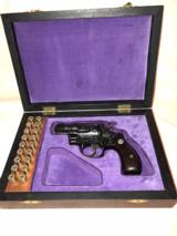 1952 M36 Smith and Wesson (new in a box)