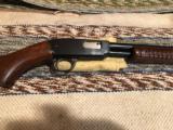 Winchester M61 22 cal. shotgun.