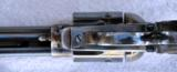 Colt SAA Bisley, .38 WCF, mfg, 1908 - 7 of 13