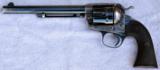 Colt SAA Bisley, .38 WCF, mfg, 1908 - 2 of 13