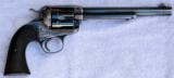 Colt SAA Bisley, .38 WCF, mfg, 1908 - 1 of 13