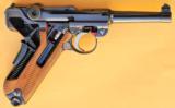 Mauser Luger Cutaway Pistol - 1 of 9