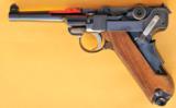 Mauser Luger Cutaway Pistol - 3 of 9