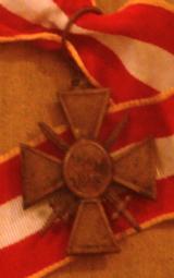 World War I Militaria Shadow Box - 6 of 9