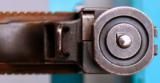Japanese Nambu Pistol, Type 14 - 8 of 9
