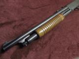 HIGH STANDARD FLITE KING 12GA. - BRUSH MODEL 102 - 1960'S VINTAGE POLICE GUN - 18 1/8-IN. - SIGHTS - EXCELLENT - 11 of 11