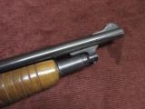 HIGH STANDARD FLITE KING 12GA. - BRUSH MODEL 102 - 1960'S VINTAGE POLICE GUN - 18 1/8-IN. - SIGHTS - EXCELLENT - 6 of 11
