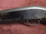 HIGH STANDARD FLITE KING 12GA. - BRUSH MODEL 102 - 1960'S VINTAGE POLICE GUN - 18 1/8-IN. - SIGHTS - EXCELLENT - 9 of 11