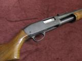 HIGH STANDARD FLITE KING 12GA. - BRUSH MODEL 102 - 1960'S VINTAGE POLICE GUN - 18 1/8-IN. - SIGHTS - EXCELLENT - 2 of 11