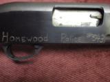 HIGH STANDARD FLITE KING 12GA. - BRUSH MODEL 102 - 1960'S VINTAGE POLICE GUN - 18 1/8-IN. - SIGHTS - EXCELLENT - 3 of 11