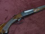 WINCHESTER MODEL 21 20GA. SKEET - 28-INCH WS1 / WS2 - PRETTY WOOD - CHECKERED BUTT - EXCELLENT - 1 of 15