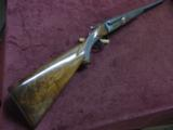 WINCHESTER MODEL 21 20GA. SKEET - 28-INCH WS1 / WS2 - PRETTY WOOD - CHECKERED BUTT - EXCELLENT - 2 of 15