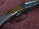 WINCHESTER MODEL 21 20GA. SKEET - 28-INCH WS1 / WS2 - PRETTY WOOD - CHECKERED BUTT - EXCELLENT - 6 of 15