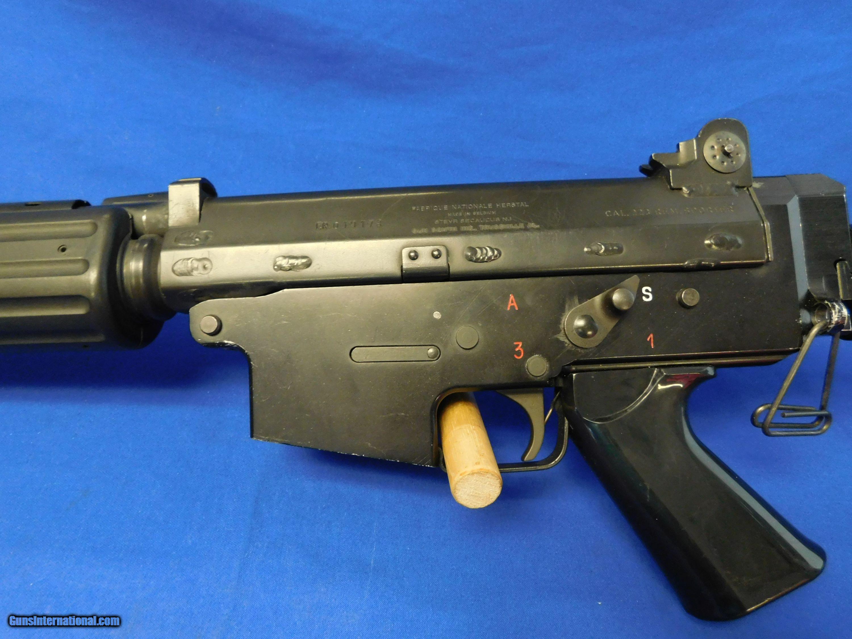Fn Fnc Machine Gun {PK Soft}