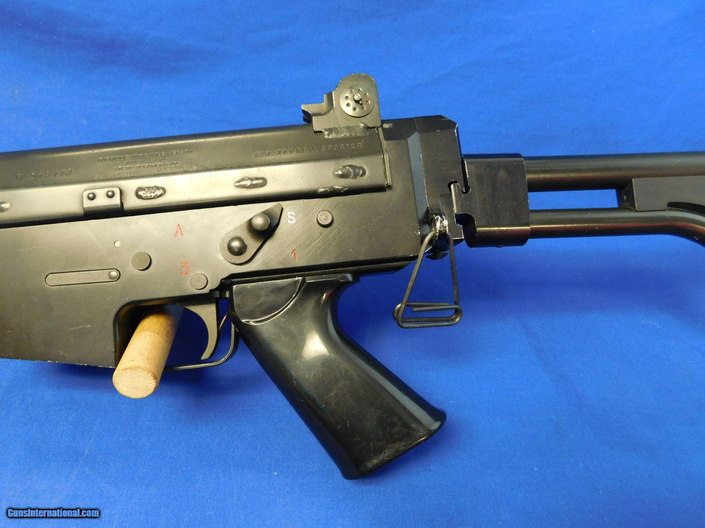NFA ***Transferable Machine Gun*** Form 4 FNC Paratrooper