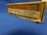 Prewar Winchester model 61 22 cal 1936 original box - 25 of 25