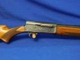 Belgium Browning A5 Light Twelve 1971