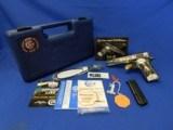 Colt Talo 02991Z Aztec Jaguar Azul #81 NIB 1 of 300
