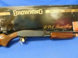 Browning BPS 12ga 30 inch vent orig box invector made 1984