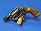 Smith & Wesson 36 No Dash 38 Chief Special made 1970 - 8 of 17