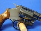 Smith & Wesson 36 No Dash 38 Chief Special made 1970 - 3 of 17