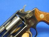 Smith & Wesson 36 No Dash 38 Chief Special made 1970 - 10 of 17
