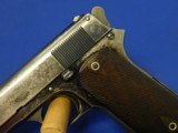 (Sold) Rare Colt 1905 w/ Stock cuts 45 Smokeless 1907 - 11 of 19