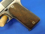 (Sold) Rare Colt 1905 w/ Stock cuts 45 Smokeless 1907 - 12 of 19
