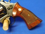 Smith & Wesson 27-2 357 Mag 6in Checkered Top wood display 1973 - 12 of 22