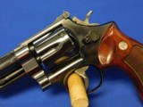 Smith & Wesson 27-2 357 Mag 6in Checkered Top wood display 1973 - 11 of 22