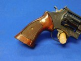 Smith & Wesson 27-2 357 Mag 6in Checkered Top wood display 1973 - 3 of 22