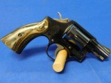 Smith & Wesson 12-2 Airweight 38 Special 1971