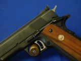 Sold 2/10/2020 Colt Gold Cup National Match Pre-70 Series 38 Mid Range 1970 Factory Fired - 10 of 16