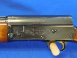 Scarce Belgium Browning A5 Sweet Sixteen 29.5 in Solid Rib 1958 - 12 of 25
