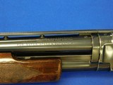 Scarce Original Winchester model 12 Heavy Duck Deluxe Field Super X 12ga 3in Factory round Vent Rib made 1947 - 16 of 25