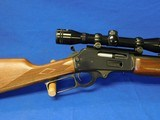 Marlin 444P 444 Marlin with Tasco Scope Like New JM Stamped - 3 of 25