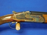 Lightweight Desirable B. Castellani Over and Under 410 Shotgun 5.5lbs! - 3 of 25