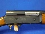 Belgium Browning A5 Twenty Magnum 1968 27.5 inch Full Choke - 4 of 20