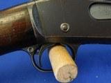 Pre-war Remington model 12 made 1929 22 caliber Octagon barrel crescent butt - 25 of 25