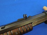 Pre-war Winchester model 1890 Octagon 22 WRF Lyman Peep and Flip Front all original condition - 11 of 25