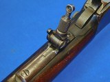 Pre-war Winchester model 1890 Octagon 22 WRF Lyman Peep and Flip Front all original condition - 21 of 25