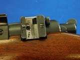 Pre-war Winchester model 70 270 WCF with Griffin & Howe Side Mount upgrade all original 1937 - 18 of 25