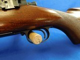 Pre-war Winchester model 70 270 WCF with Griffin & Howe Side Mount upgrade all original 1937 - 16 of 25